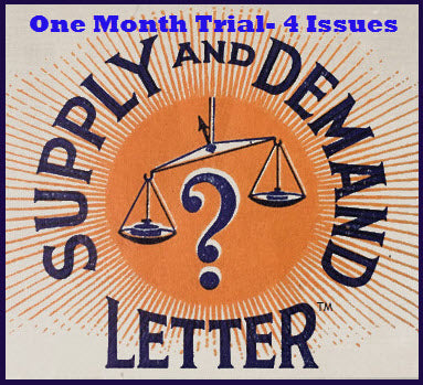 One Month Trial of The Supply and Demand Letter