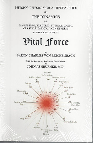 Vital Force - Physico-Physiological Researches