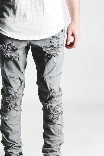 Montana Denim (Grey)