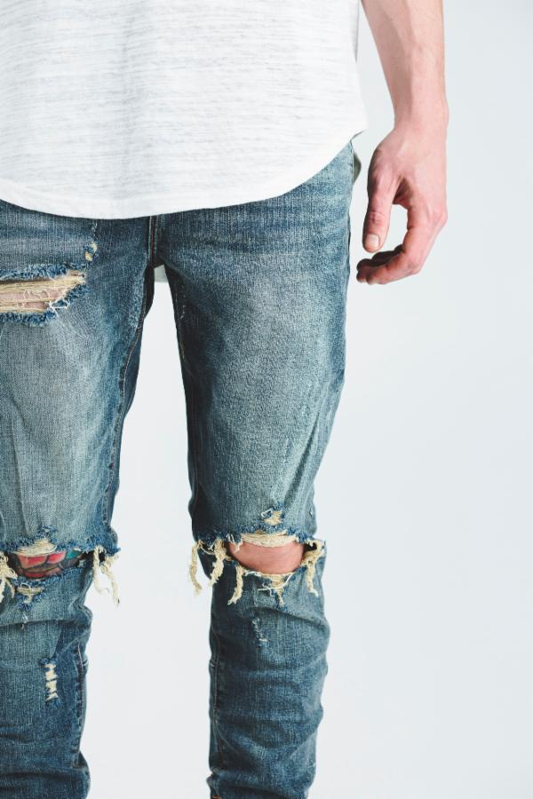 Pacific Denim (Blue Vintage)