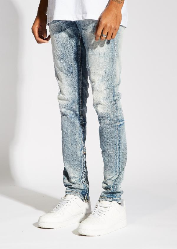 Pacific Denim (Cool Blue)
