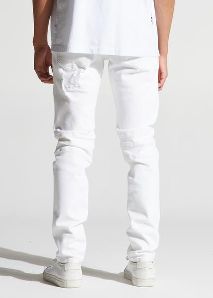 Montana Denim (White)