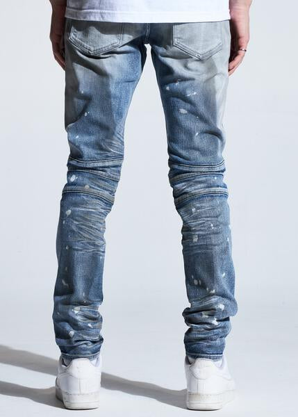 Montana Denim (Dirty Indigo)