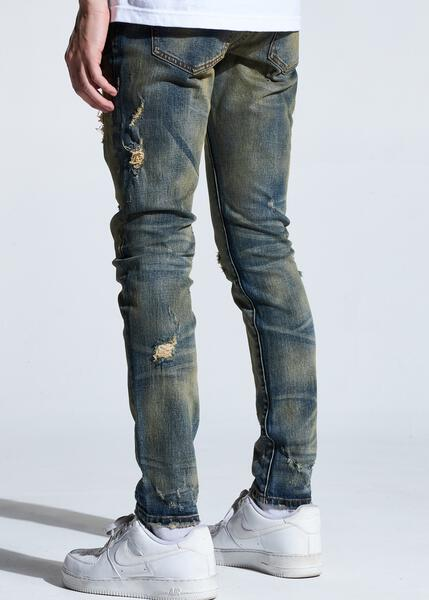 Atlantic Denim (Sand Wash)