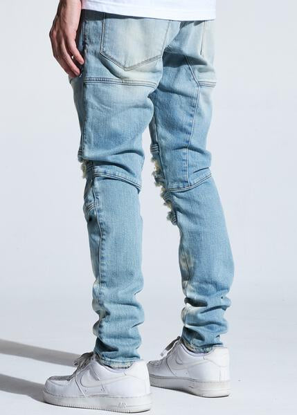Kurt Denim (Light Indigo)