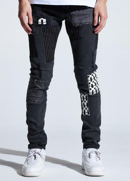 Harvey Patchwork Denim
