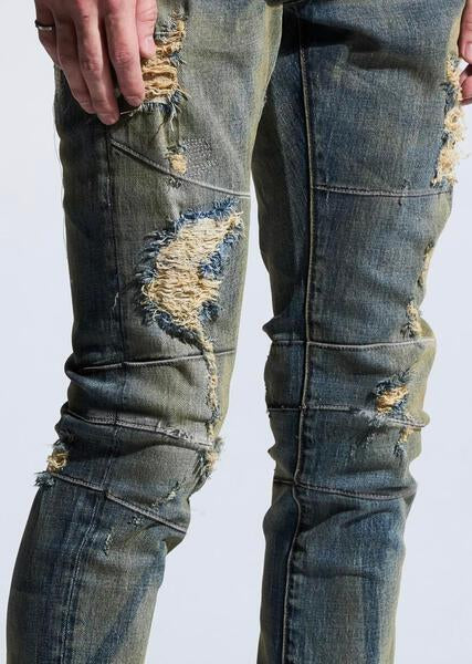 Montana Denim (Sand Wash)