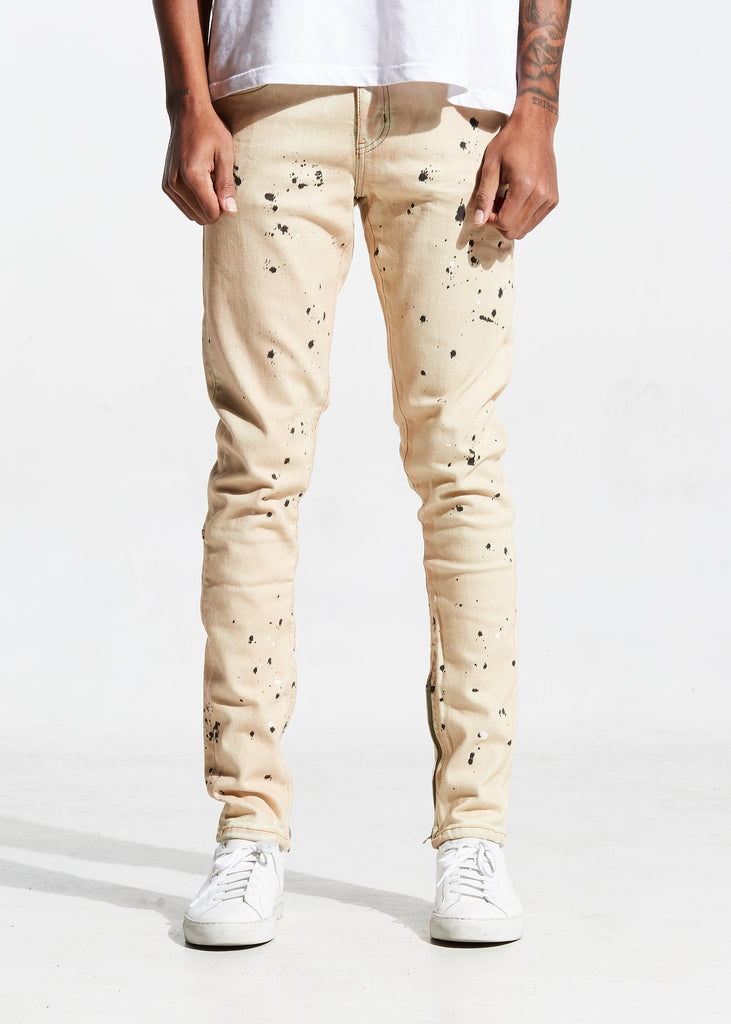 Pacific Denim (Light Sand)