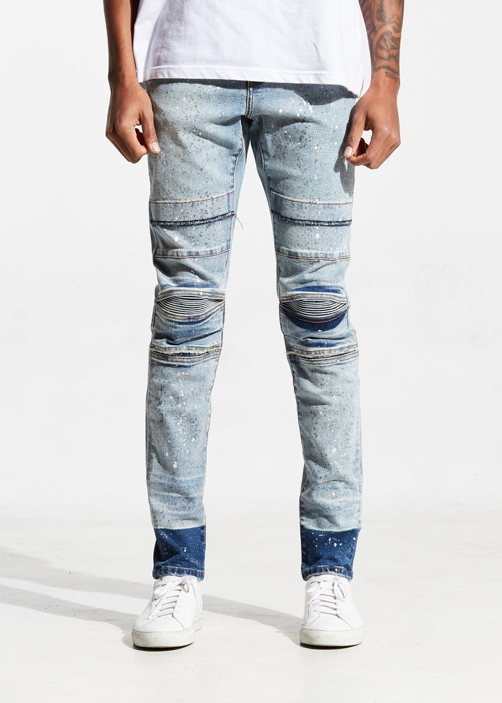 Ali Denim (Pale Blue)
