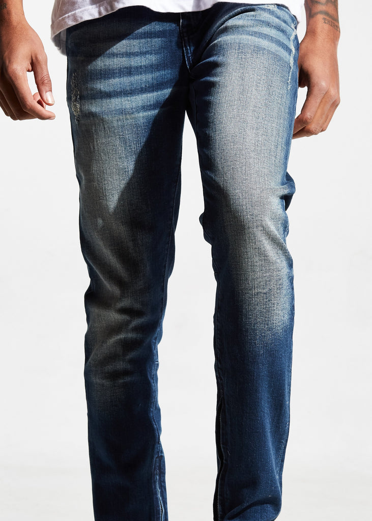 Pacific Denim (Dusty Blue)