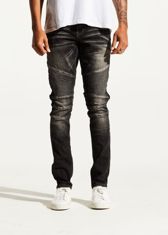 Ali Denim (Black)