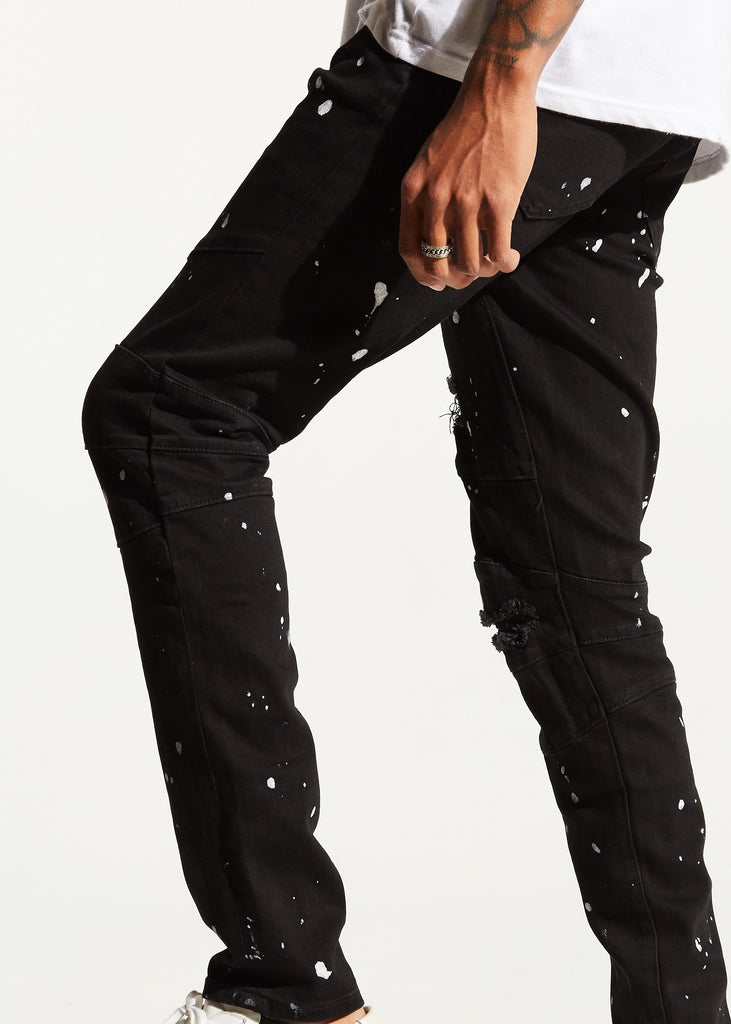 Montana Denim (Jet Black)