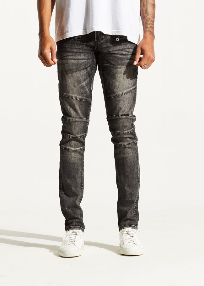 Montana Denim (Stone Jet Black)