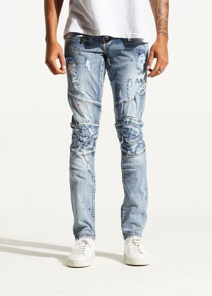 Montana Denim (Mid Blue)
