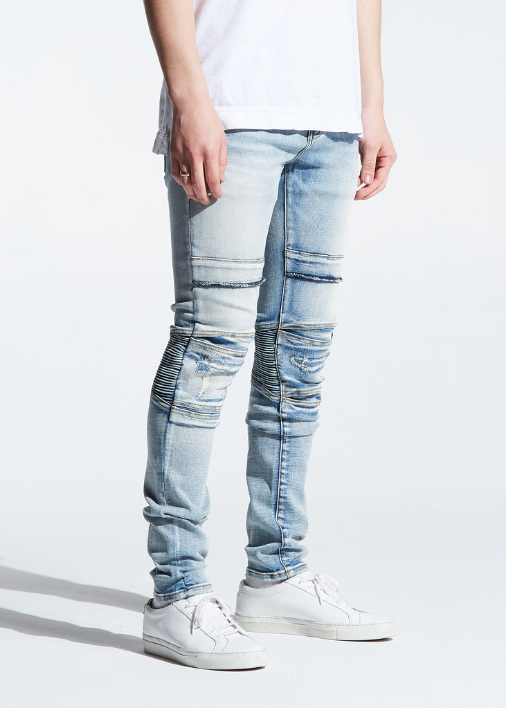 Francesco Denim (Light Indigo)