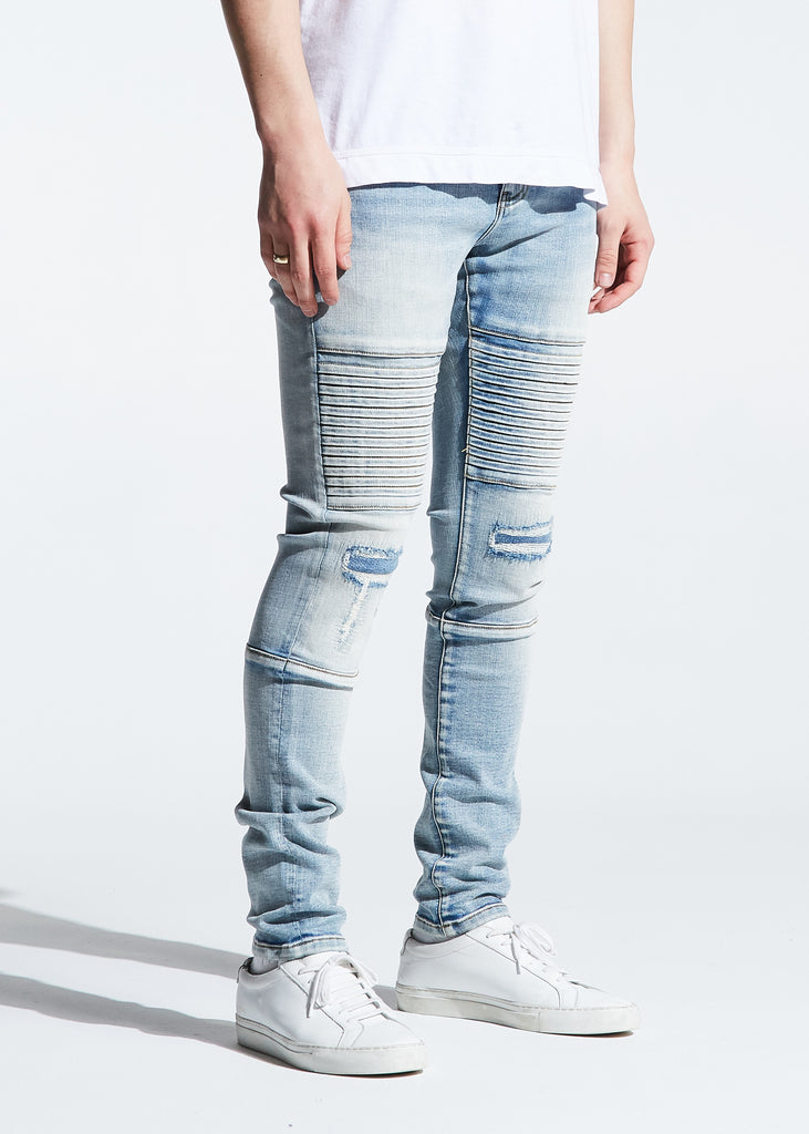 Arctic Denim (Light Indigo)