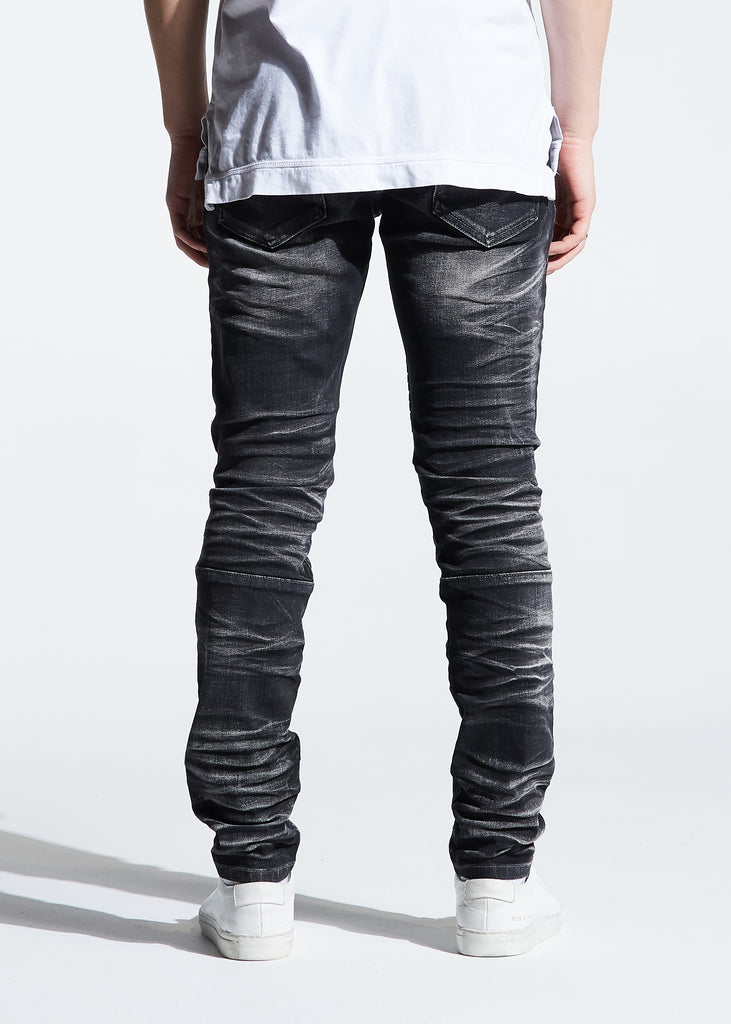 Arctic Denim (Black Acid)