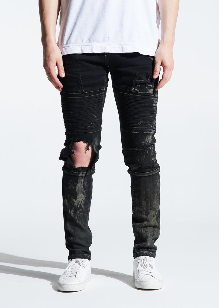 Arctic Denim (Black Rust)