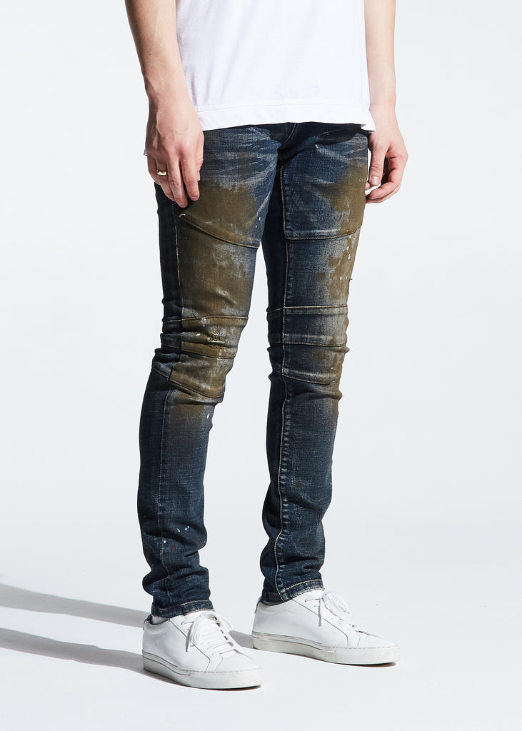 Montana Denim (Dark Indigo Oil)