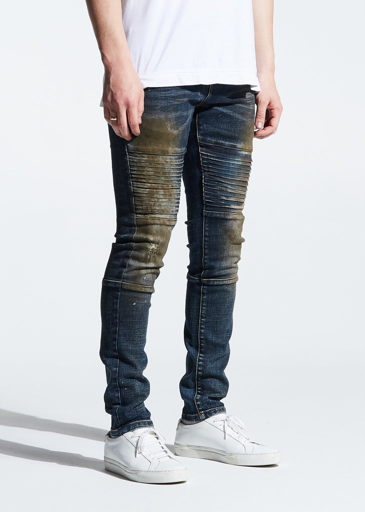 Arctic Denim (Dark Indigo Oil)