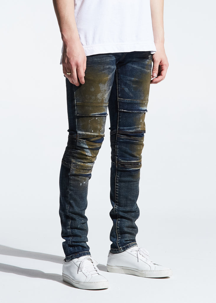 Francesco Denim (Dark Indigo Oil)