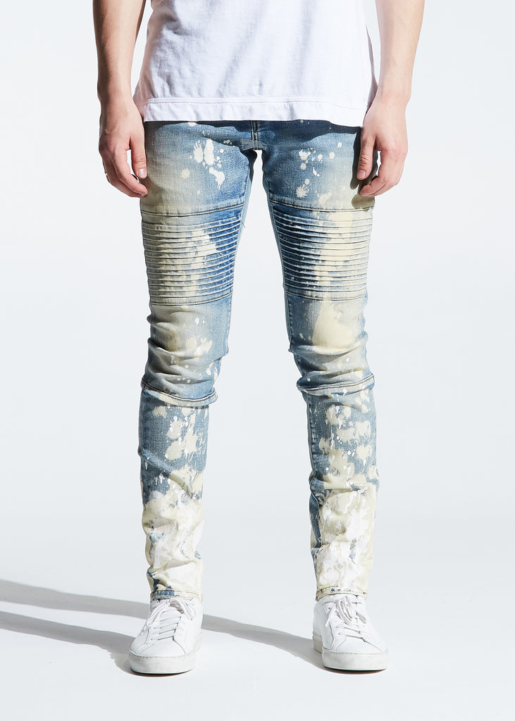 Arctic Denim (Indigo Paint)