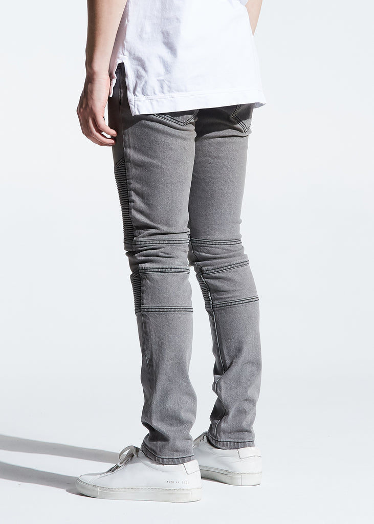 Bron Denim (Grey)