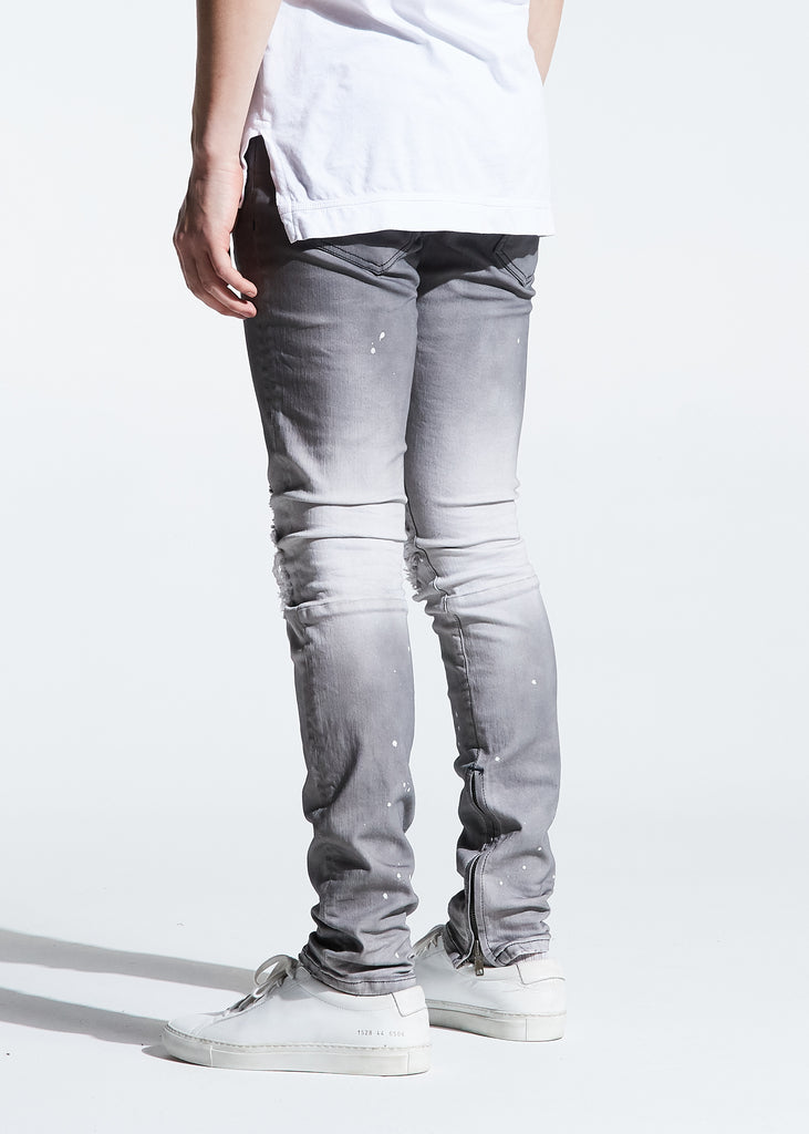 Pacific Denim (Grey Ombre)