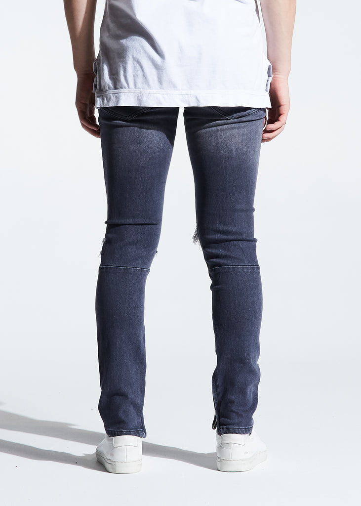Pacific Denim (Dark Indigo)
