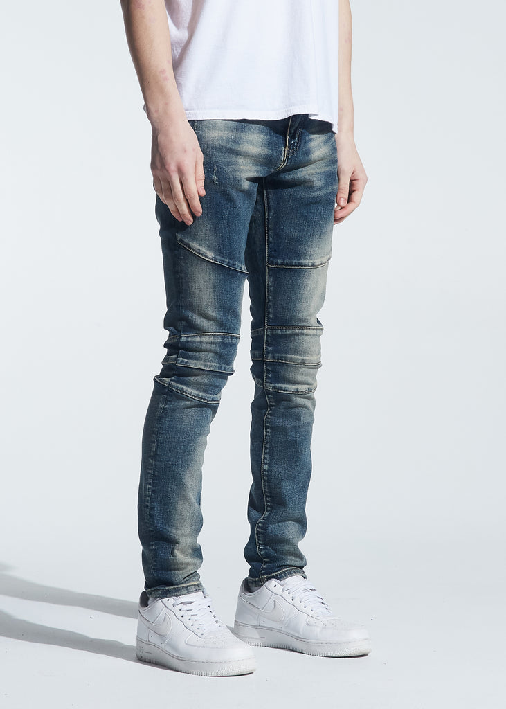 Montana Denim (Indigo Dirty Wash)