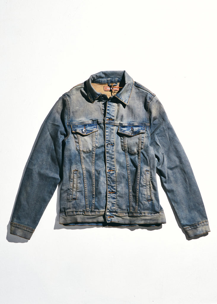 Hudson Denim Jacket