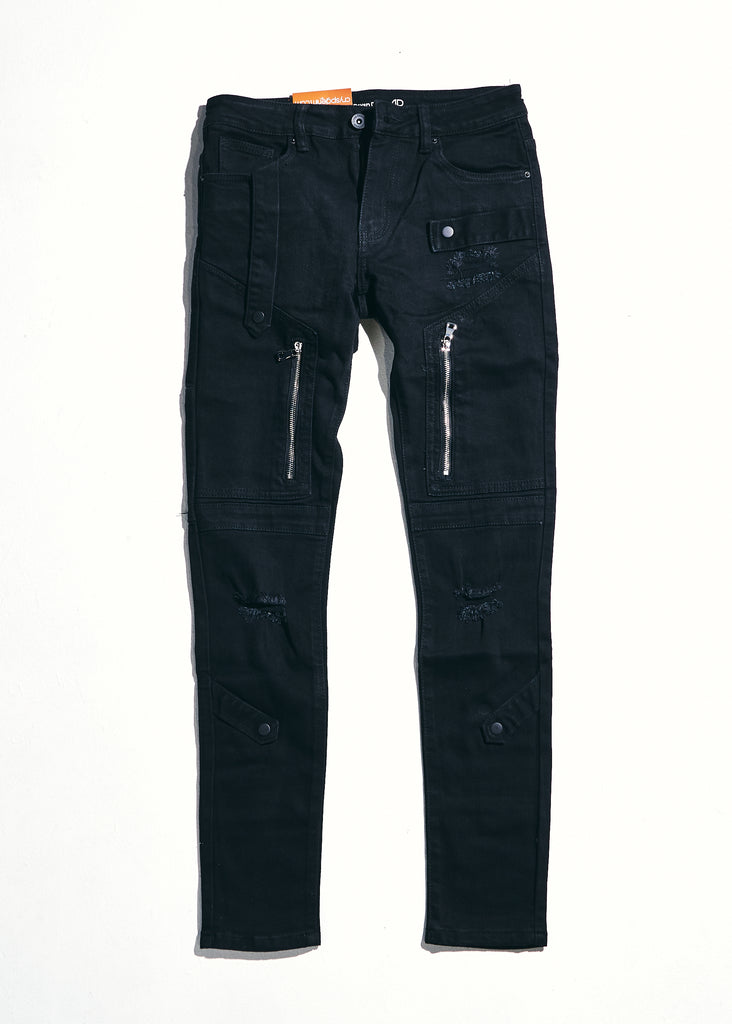 Davis Denim (Black)