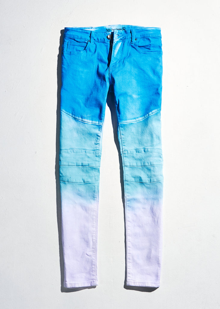 Montana Denim (Blue Purple Fade)
