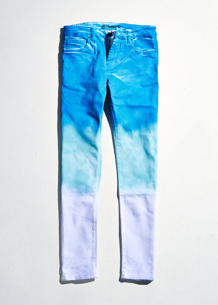 Atlantic Denim (Purple Blue Fade)