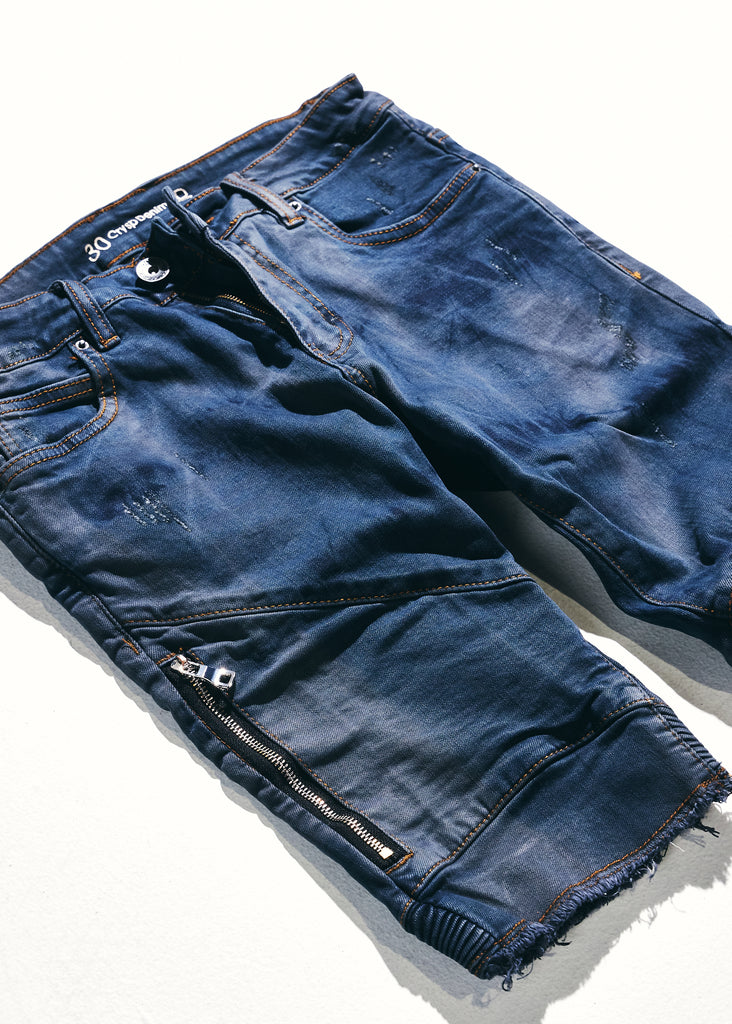 Philips Shorts (Washed Black)