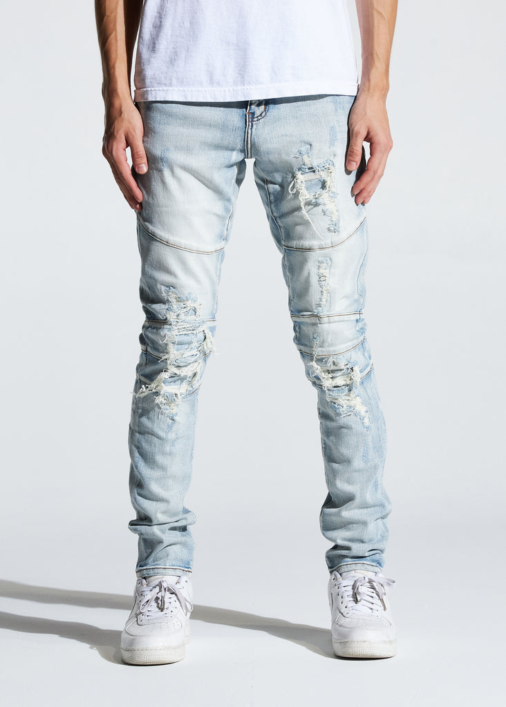 Montana Denim (Light Wash)