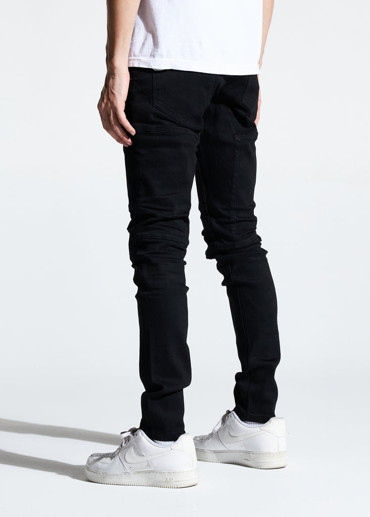 Kurt Denim (Black)