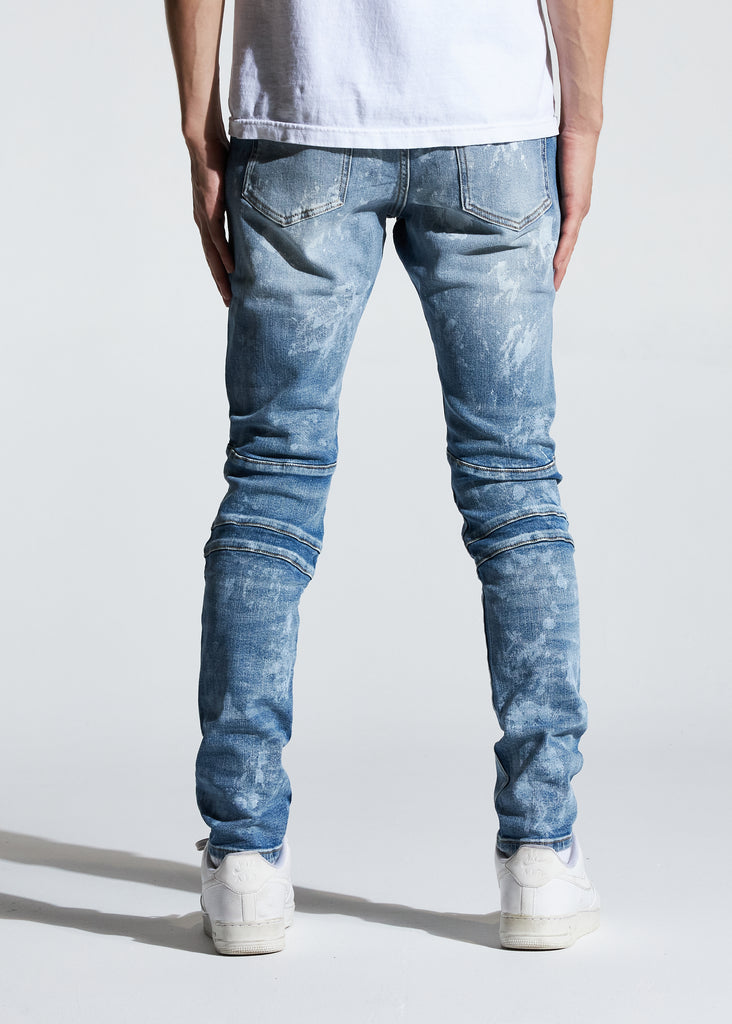 Hudson Denim (Indigo Paint)