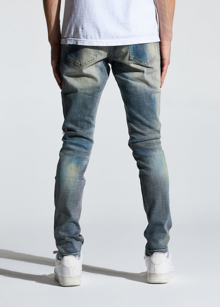 Edwards Denim (Light Sand Wash)