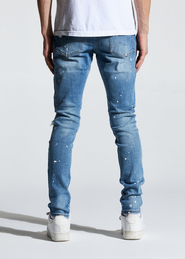 Mikey Denim (Indigo Paint)