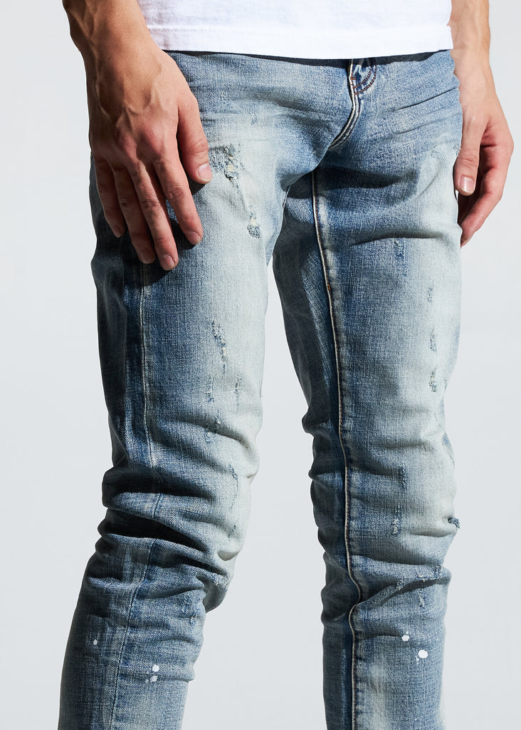 Joey Denim (Light Indigo Paint)