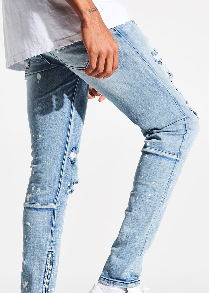 Pacific Denim (Light Blue Stone)