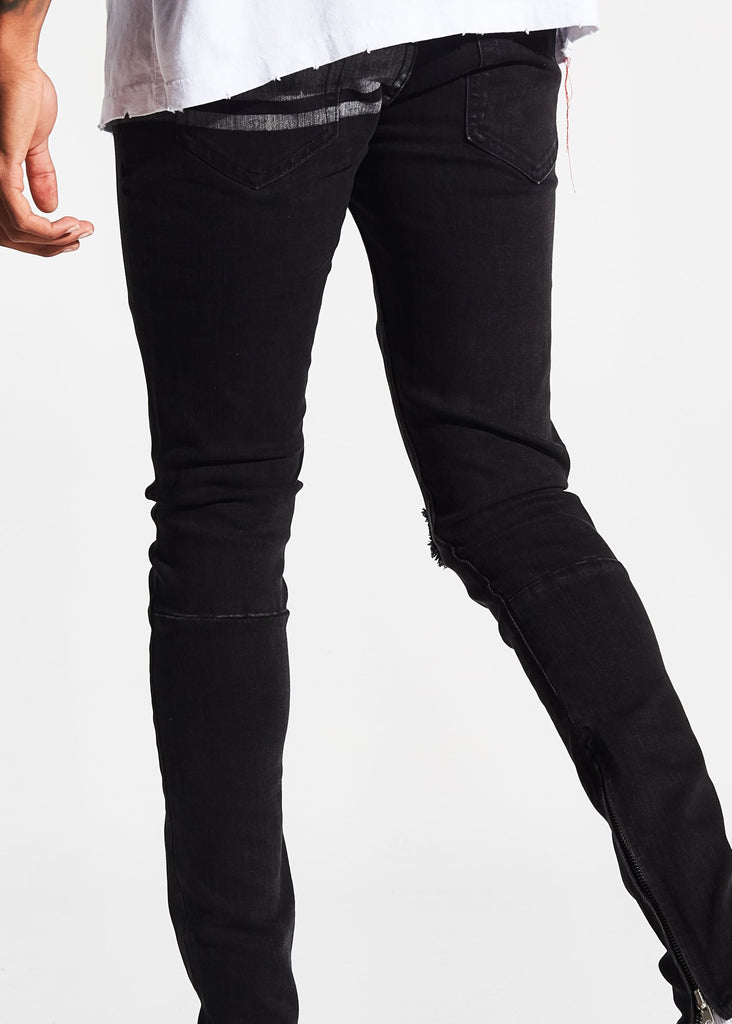 Pacific Denim (Jet Black)