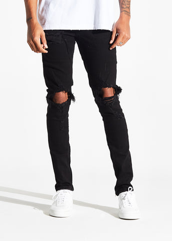 Titania Denim (Black)