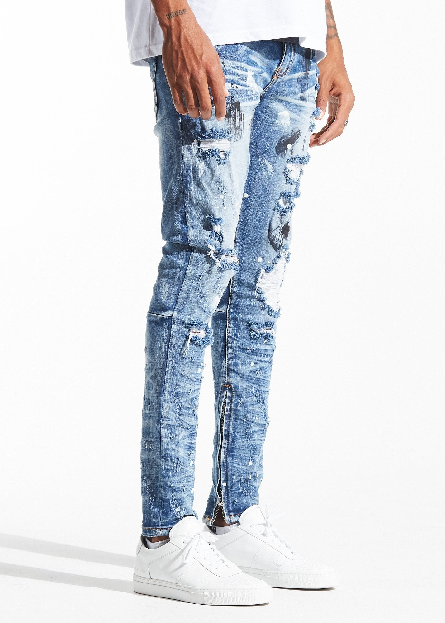 Pacific Denim (Spring Blue)