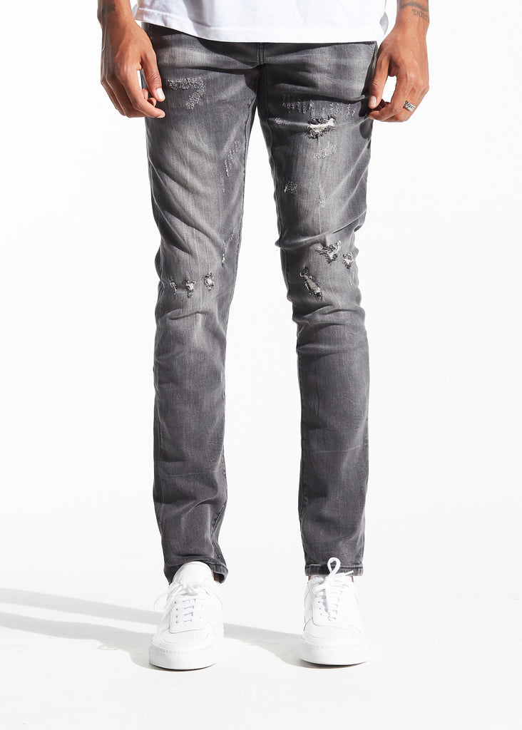 Atlantic Denim (Grey Stone)