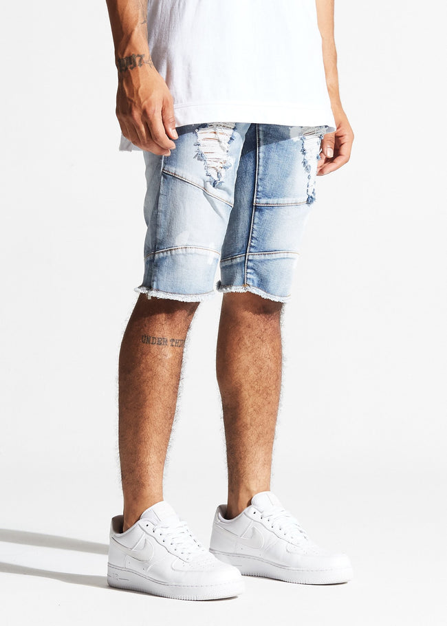 Brett Shorts (Light Blue)