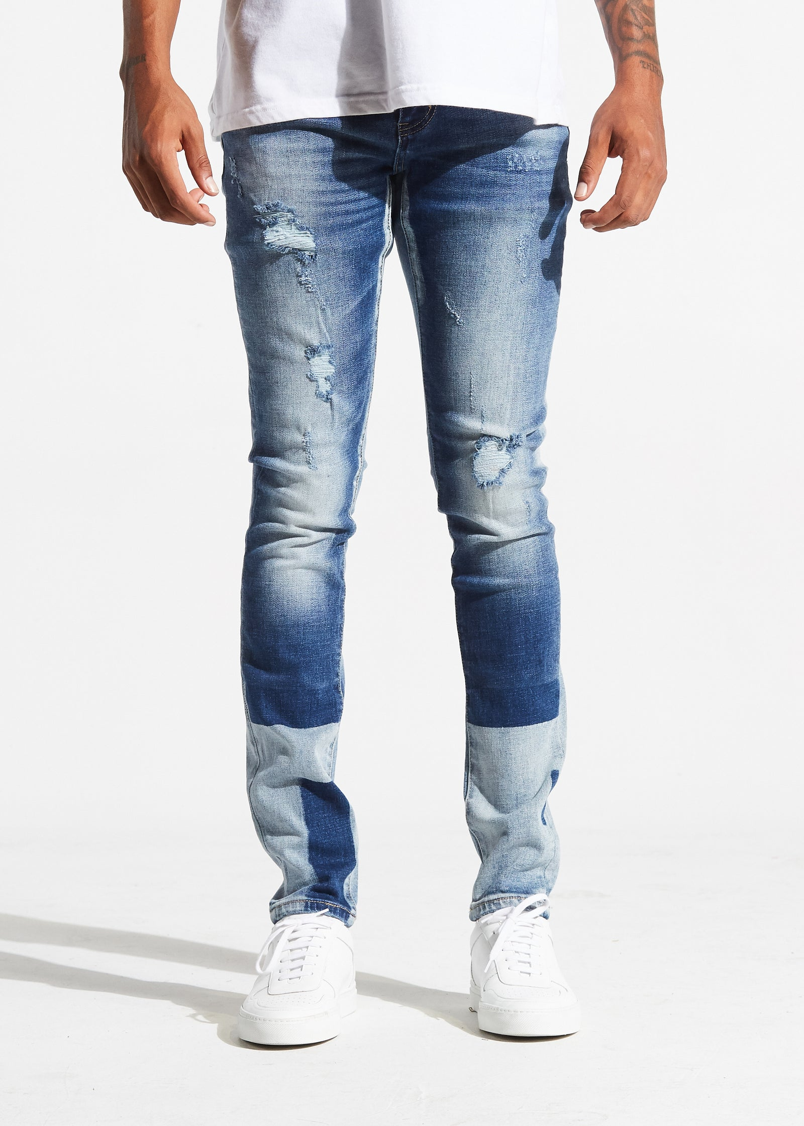 Andromeda Denim (Medium Blue)