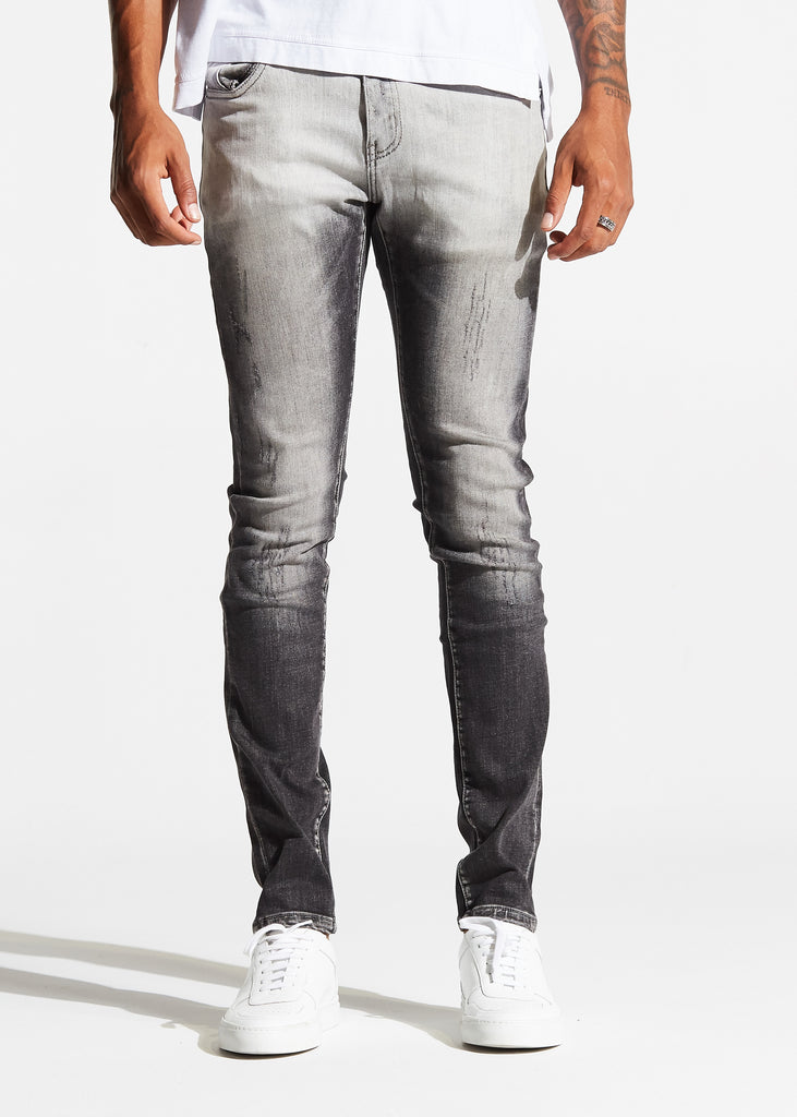 Solar Denim (Grey Wash)