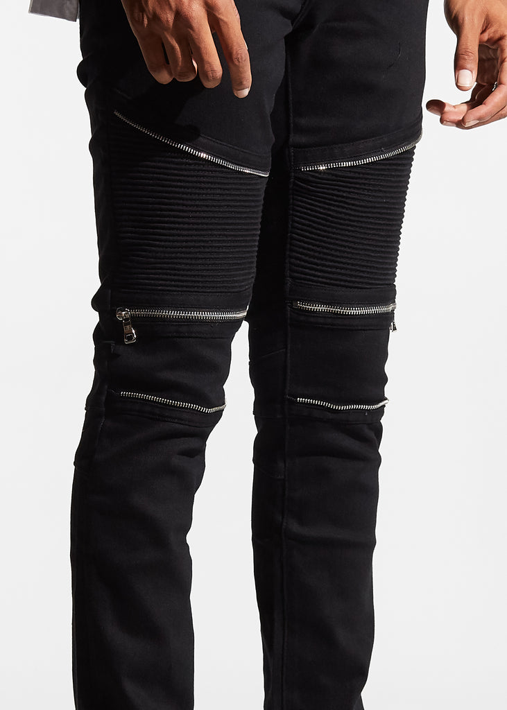 Pete Denim (Black)